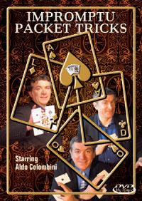 Impromptu Packet Tricks DVD - Colombini