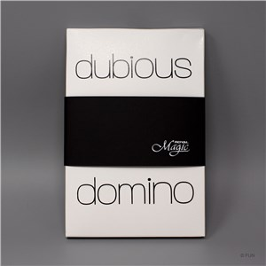 Dubious Domino front box