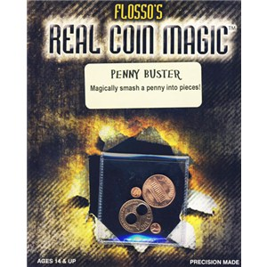 Penny Smasher - Money / Close Up / Beginner Magic