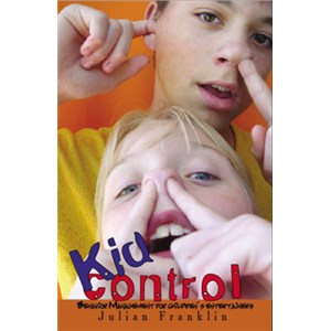Kid Control - Instructional Kid Show Magic Trick Book
