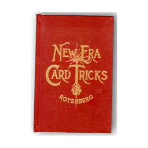 New Era Card Tricks -Roterberg- Magic Trick Book