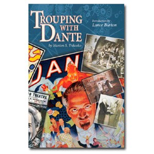 Trouping with Dante - Instructional Magic Trick Book