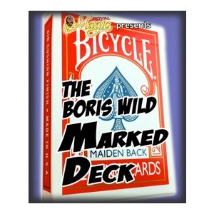 Boris Wild Deck, Boris Wild, Maiden Back