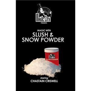 Magic with Slush & Snow Powder DVD