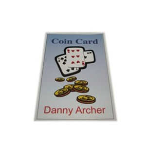coin, card, archer