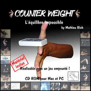 Counter Weight Mathieu Bich
