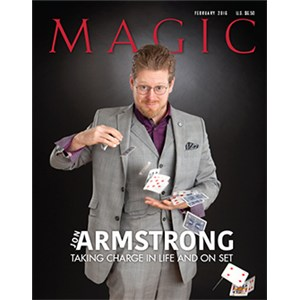 Magic Magazine February 2016