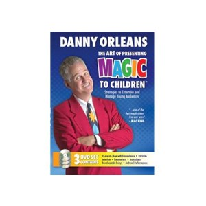 danny-orleans-magic-to-children