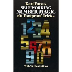Self Working Number Magic - Fulves - Magic Trick Book
