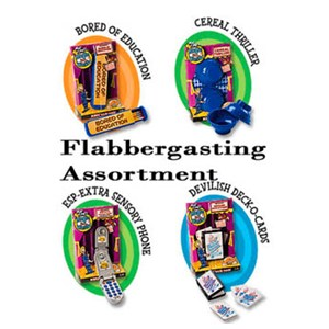 Flabbergasting Assortment (12 Pc) - Mac King