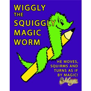 Wiggly the Squiggly Worm