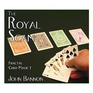 Royal Scam, The - DVD - John Bannon