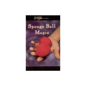 Sponge Ball Magic Booklet -Royal- Magic Trick Book