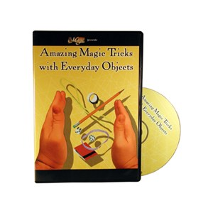 Amazing Magic with Everyday Objects DVD