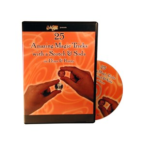 Amazing Magic with Scotch & Soda DVD