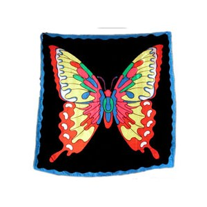 6 Foot Classic Silks - Royal Magic - Butterfly Silk