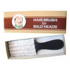 Brush for Bald Heads - Joke / Prank / Gag Gift Nov