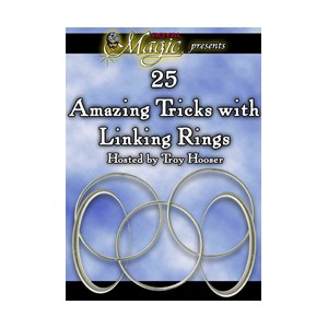 Amazing Magic with Linking Rings DVD