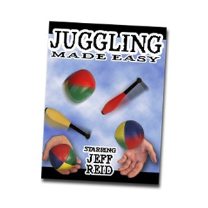 Juggling Made Easy DVD