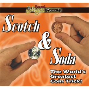 SCOTCH & SODA KIT (Trick, Book, & DVD)