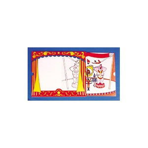 Circus Picture Frame
