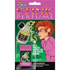 Stink Perfume - Carded
