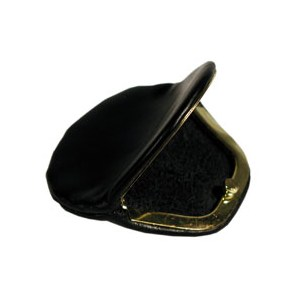 Coin Purse -Leather- Close Up Magician Accessory Trick