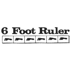 Six Foot Ruler