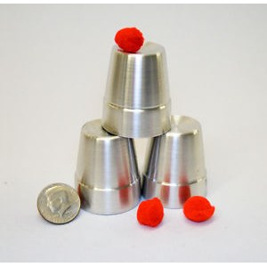 cups--balls--aluminum--mini