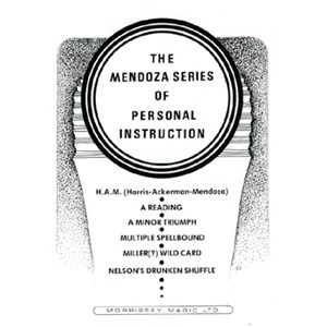 Mendoza Series of Personal Instruction