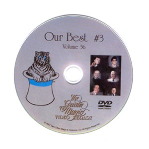 Our Best #3 DVD - Greater Magic