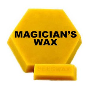 Magician's Wax - Magician Accessory / Magic Trick