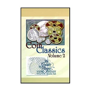 Coin Classics - Instructional Magic Trick DVD VOLU