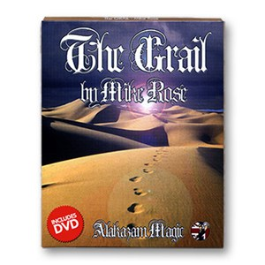 The Grail - Mike Rose - Card / Close Up Magic Tric