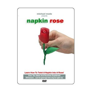Napkin Rose DVD - Michael Mode