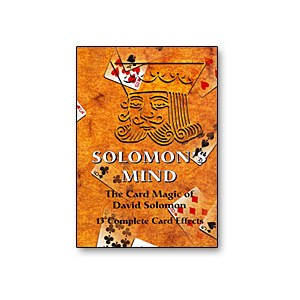 Solomon's Mind - DVD