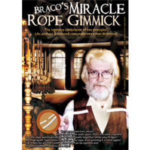 Miracle Rope Gimmick - Close Up / Stage / Magic Trick