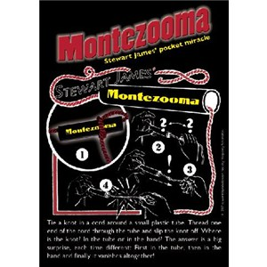 Montezooma - Close Up / Rope / Street / Magic Tric