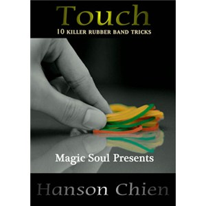 Touch DVD by Hanson Chien