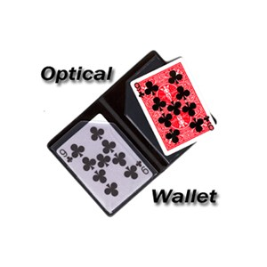 Optical Wallet - Card / Clsoe Up / Street / Magic Trick