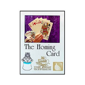 Homing Card DVD - Greater Magic Teach-in
