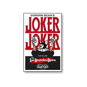 Joker Joker - Gordon Bean