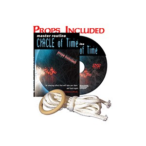 Circle of Time - DVD w/Ring & Rope