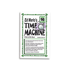 Time Machine #16 -Ed Marlo/Ron Bauer- Card Magic Trick
