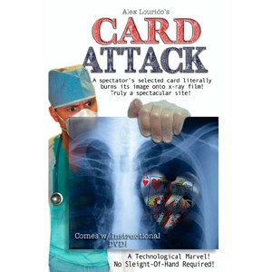 Card Attack - Alex Lourido