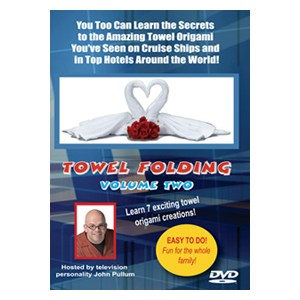 Towel Folding DVD Volume 2 - John Pullum