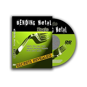 Bending Metal Magic DVD
