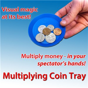 Multiplying Coin Tray - Royal