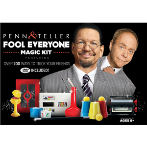 Penn & Teller Fool Everyone
