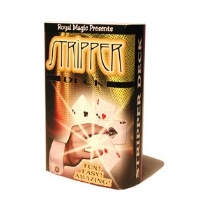 Stripper - Royal - Card / Close Up / Street Magic Trick